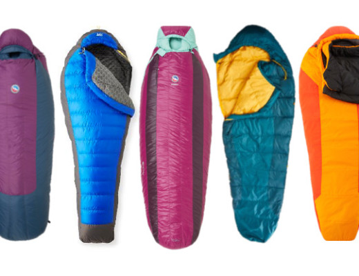 Womens Sleeping Bags
