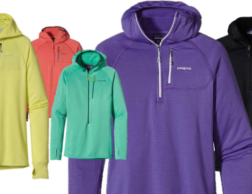 Patagonia Women's R1 Fleece Hoody
