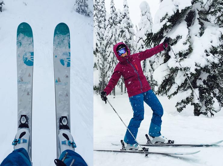 Rossignol Savory 7 Skis