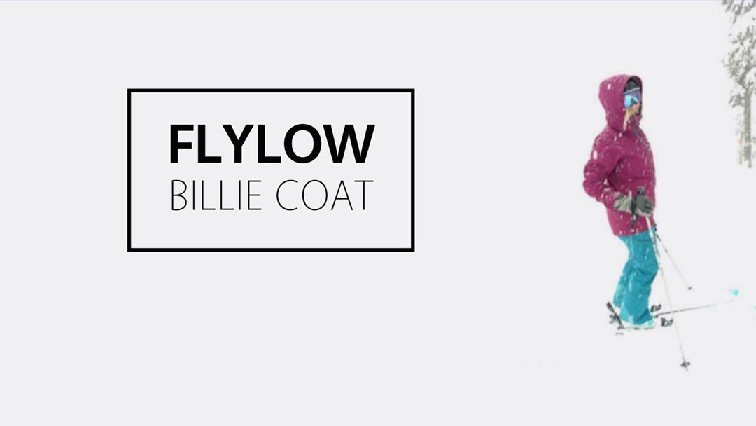 Womens Flylow Billie Coat