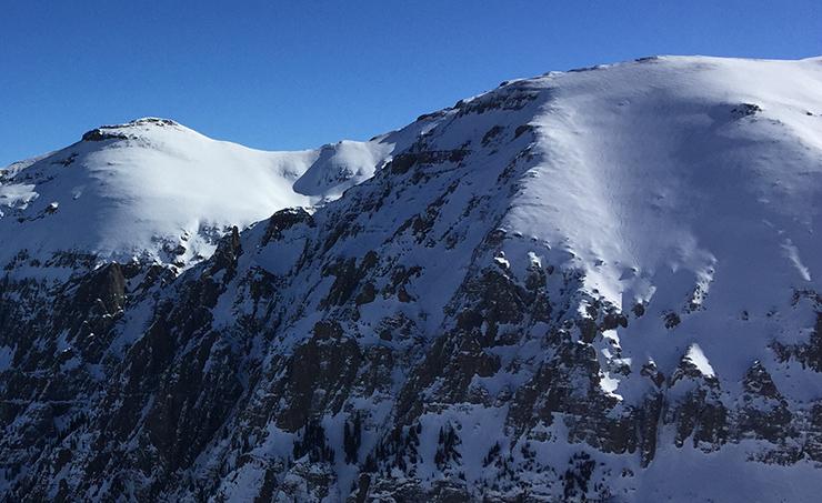 Side Country Skiing Telluride Ski Resort
