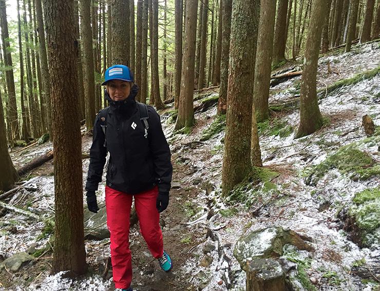 Hiking Mt Si