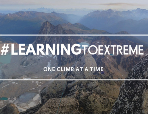 Learning to extreme - Bugaboos climbing