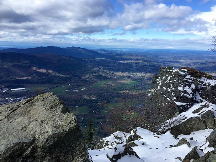 Mt Si Summit