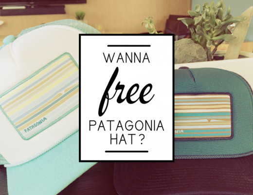 Patagonia Trucker Hat Giveaway