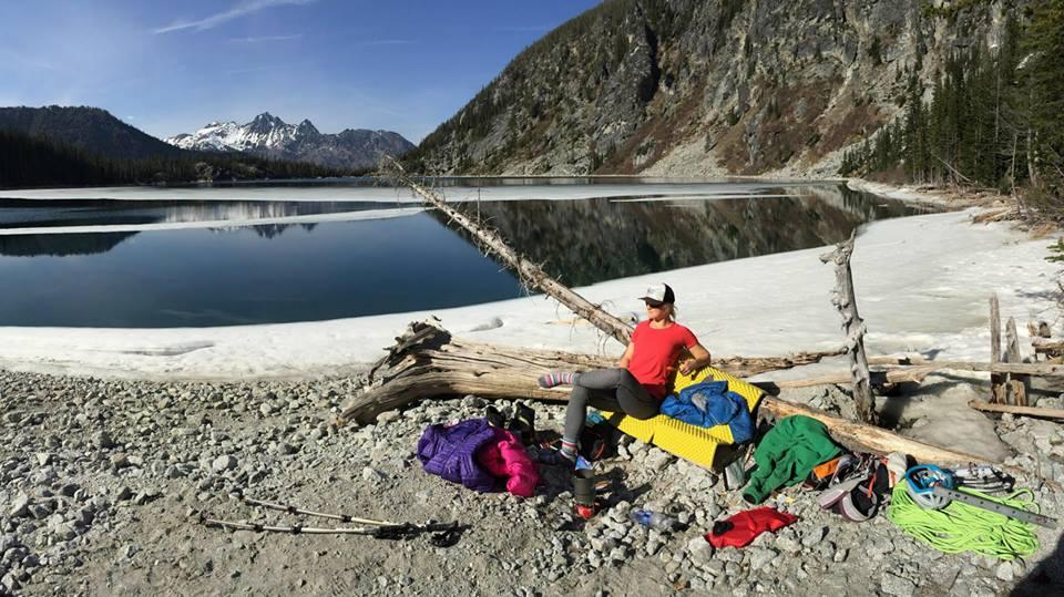 Colchuck Lake Enchantments WA